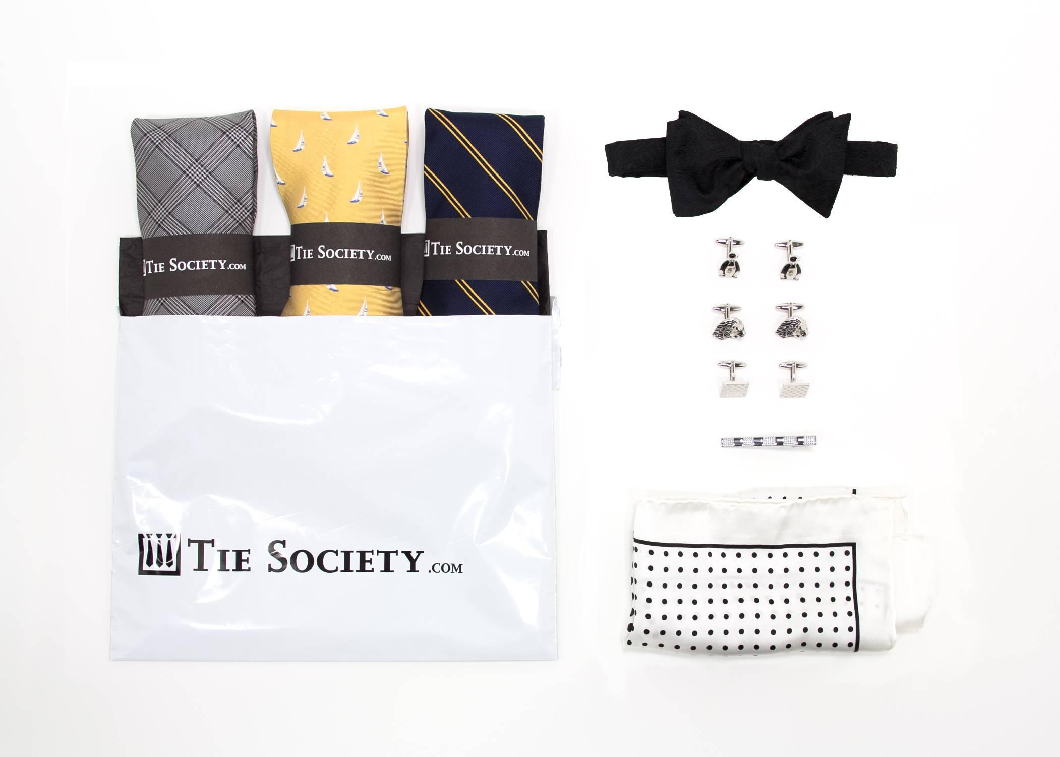 Tie-Society-Bag
