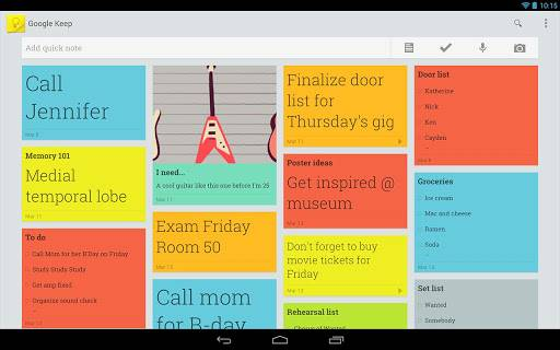 Google-keep-PC