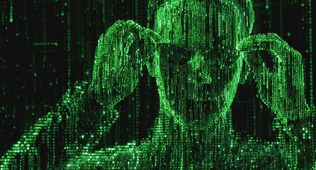 Disappear on network-neo from the matrix