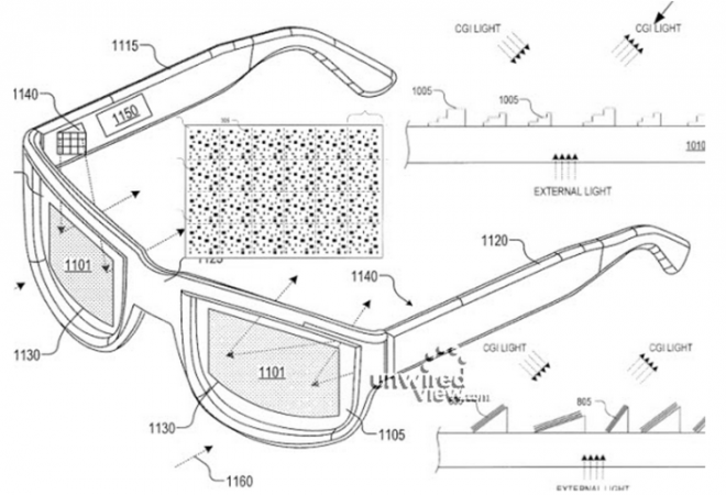 google-glass-patent-application