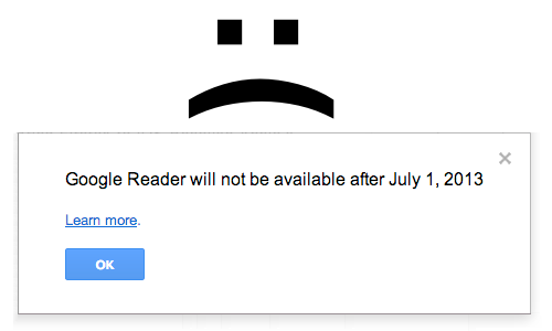 google_reader_announcement_sadness