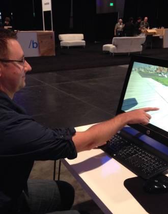 趋势、WebGL、触屏、3D显示和多屏发展、多平面设计的控制速度是什么图片
