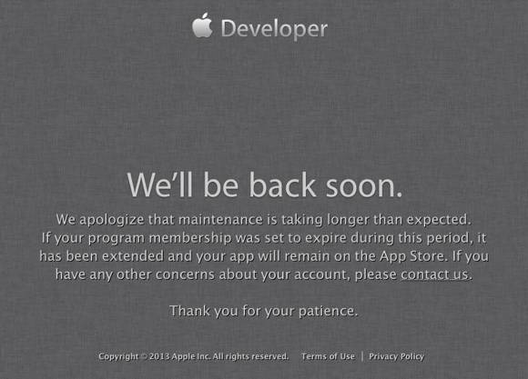 Appledevelopersitedown_580-0