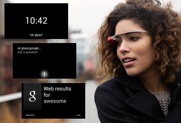 Google Glass Mirror API