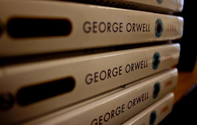 George-Orwell-1984