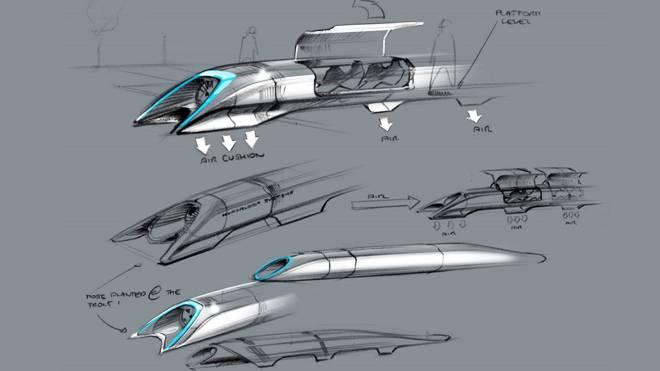 Elon Musk Hyperloop 3