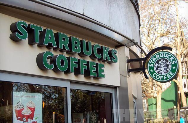 Google Starbucks