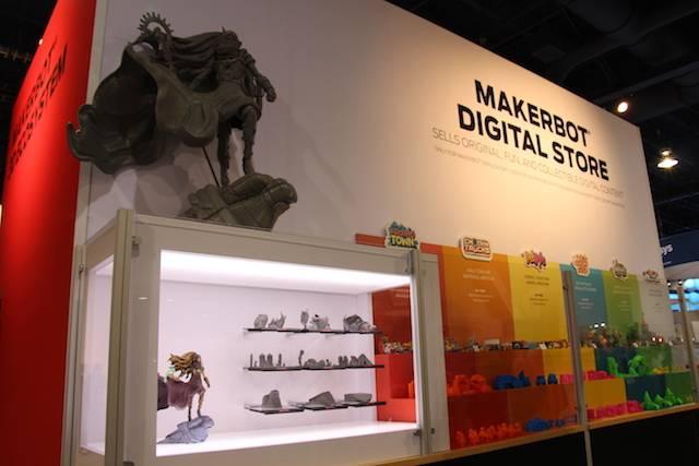 makerbot digtalstore