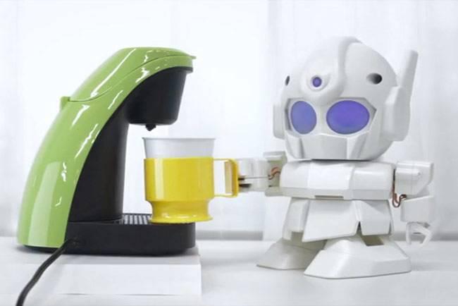 RAPIRO-Raspberry-Pi-Robot