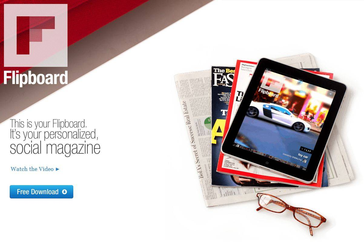 Flipboard-has-been-an-iPad-sensation-as-Your-Personalized-Social-Magazine