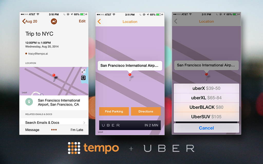 Tempo_Uber_API-Integration