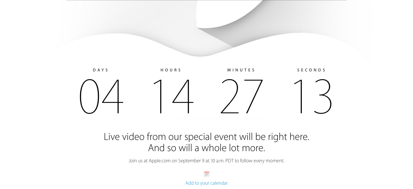 apple-announces-live-stream-for-sept-9-iphone-event-1