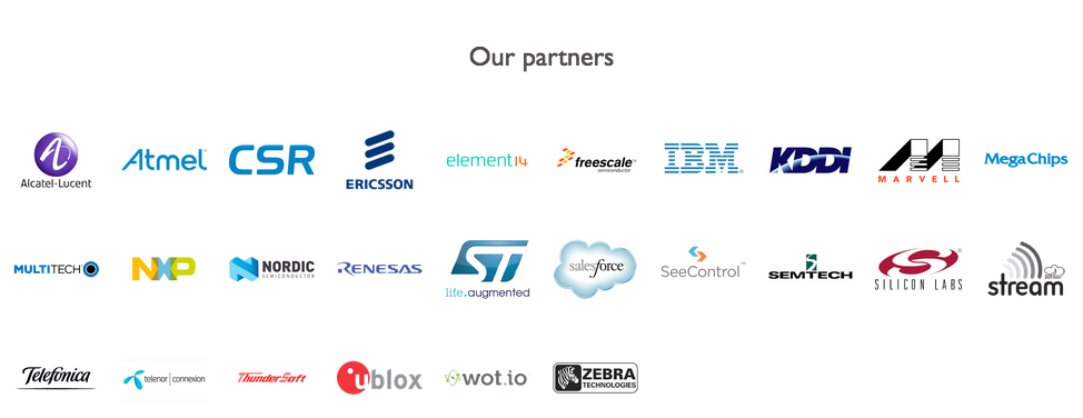 ARM mbed Partners