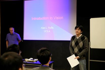 Alan yuille and Leo Zhu