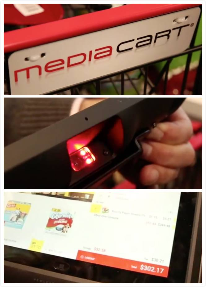 media-cart