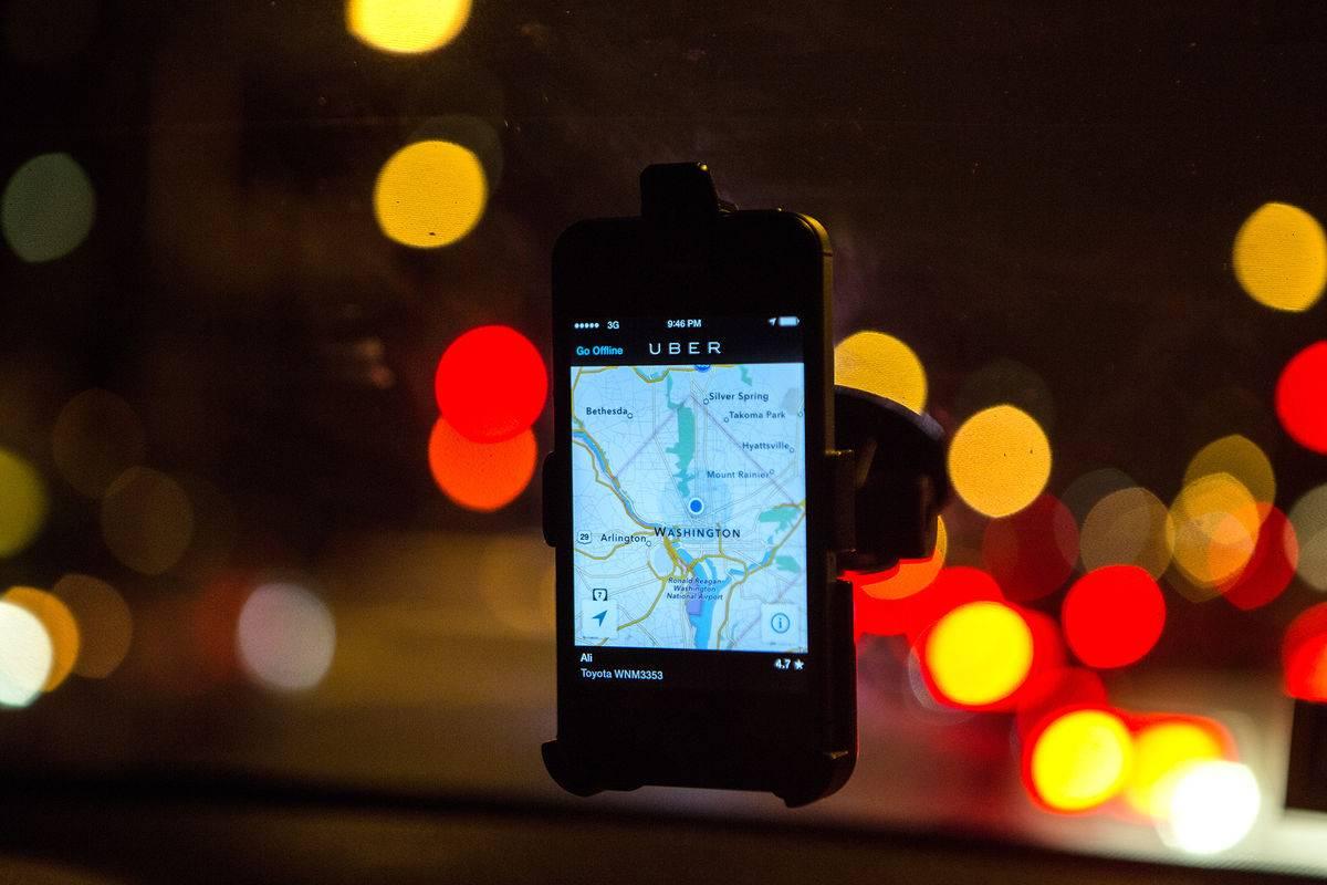Uber Google