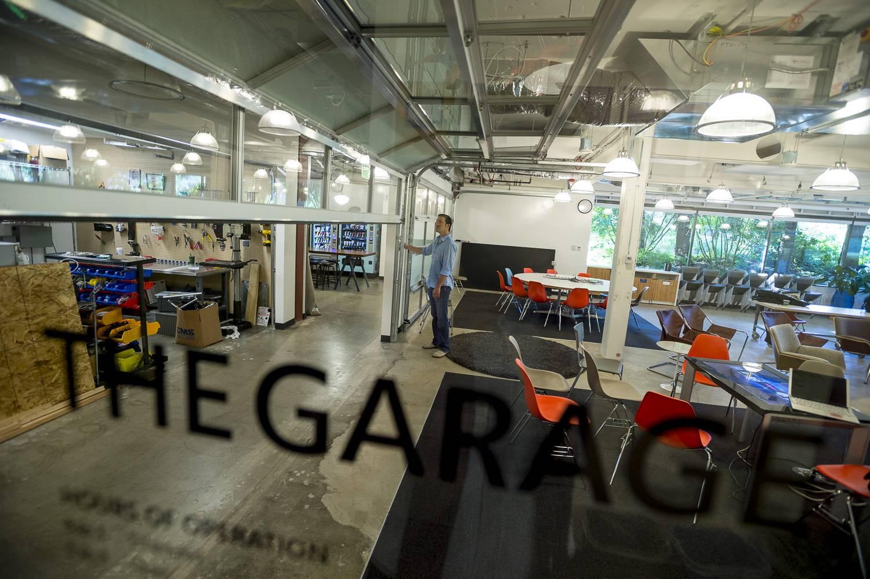 Microsoft: The Garage