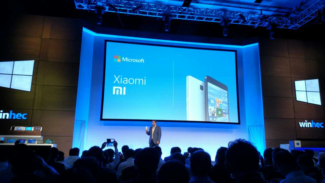 Windows Xiaomi