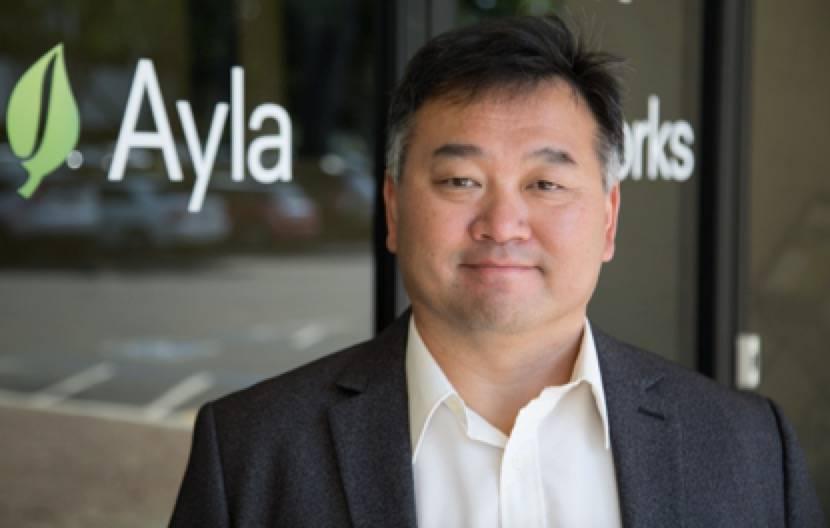 张南雄,Ayla Networks联合创始人、副总裁以及大中华地区总经理