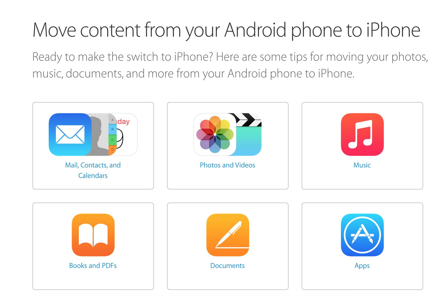iOS Move 2