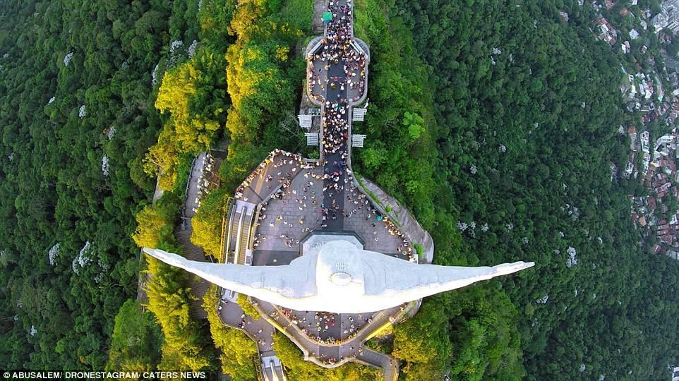 里约热内卢的基督像