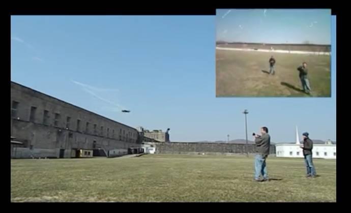 dronenetgun