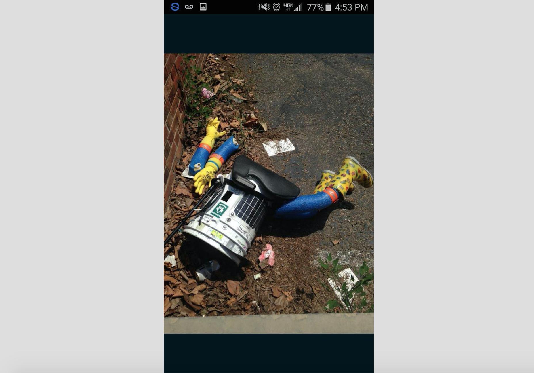 dead-bot