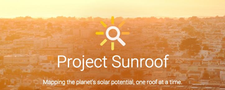 Google太聰明!Google Map 變身太陽能寶藏圖!讓你找到太陽能!