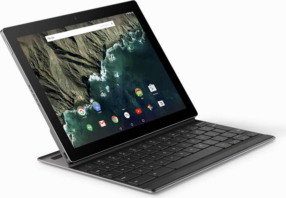 Pixel C,Google 推出的平板+键盘 2 合 1 设备