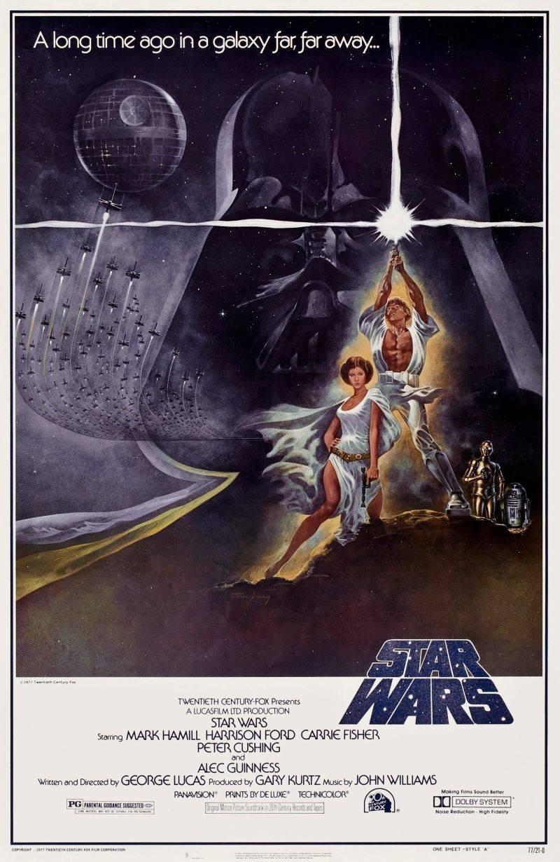 《星球大战》,1977