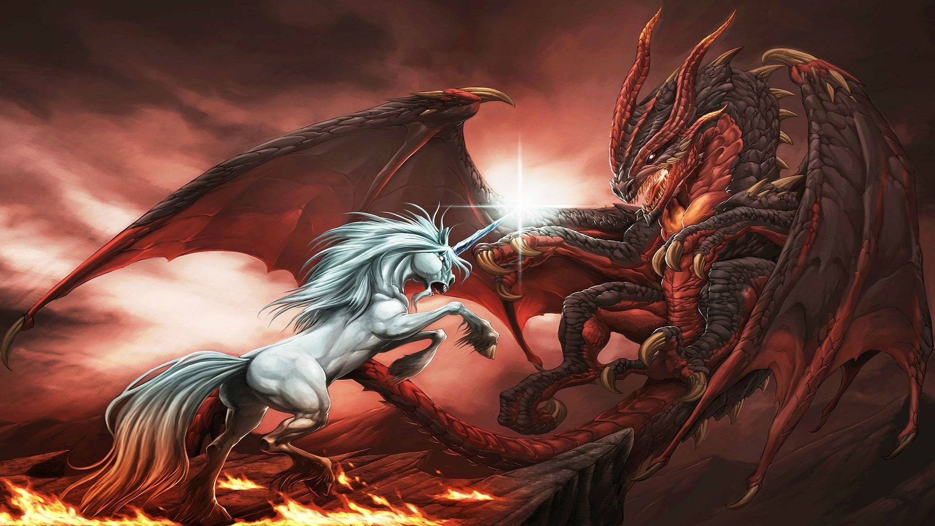 fantasy_dragon_unicorn_war_abstract_hd-wallpaper-1574468