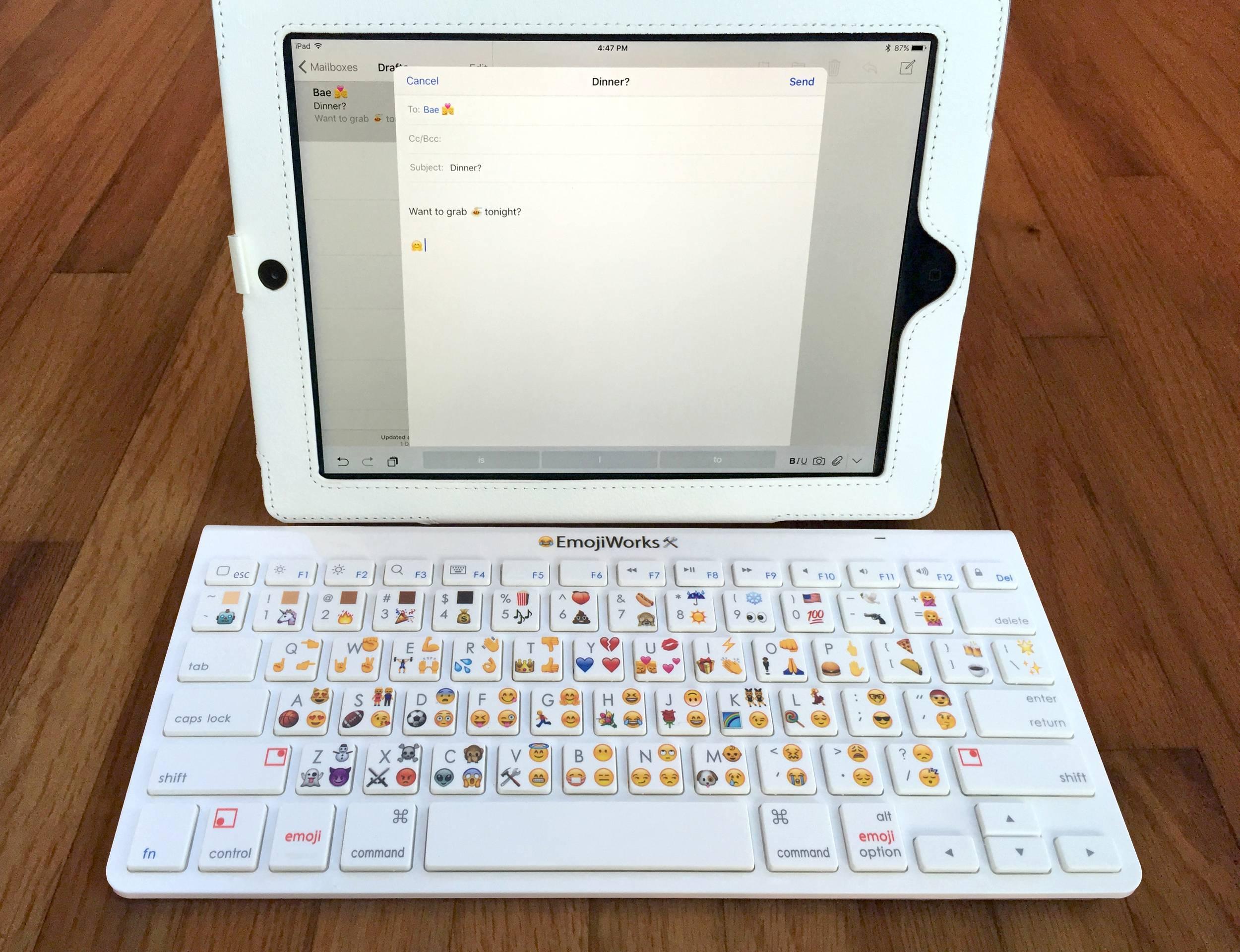 emojikeyboardiPad