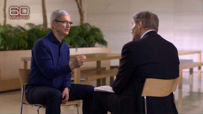 6,关于苹果是不是会造汽车,库克并没有正面回答,他只是说苹果的保密工作做的比美国中央情报局(CIA)还要好。除了为自己的产品保密,苹果坚持加密自己的数据,并且不留后面,库克认为人们应该同时有隐私并且感到安全。