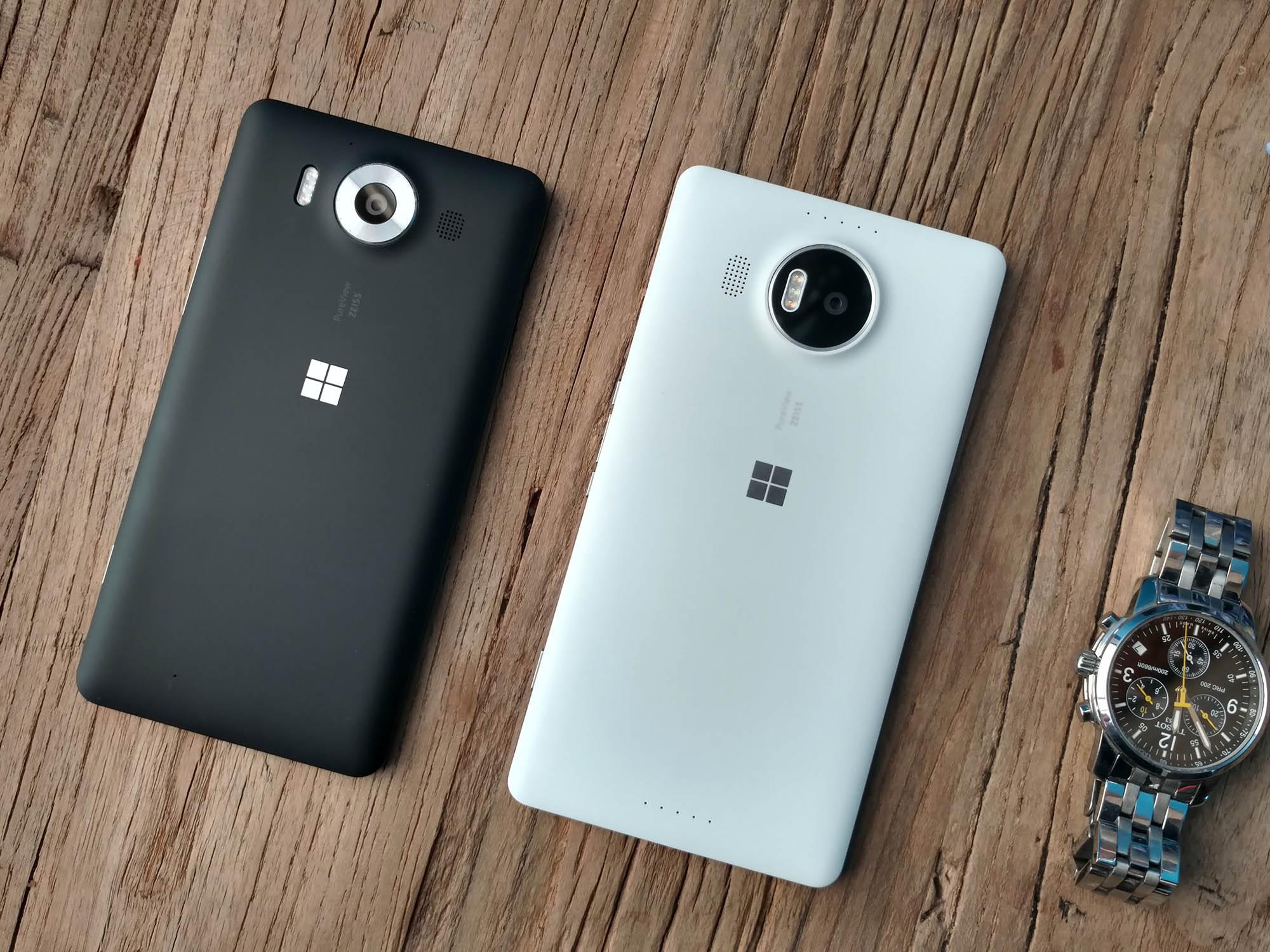Microsoft Windows 10 Lumia 950XL 950 Continuum 3