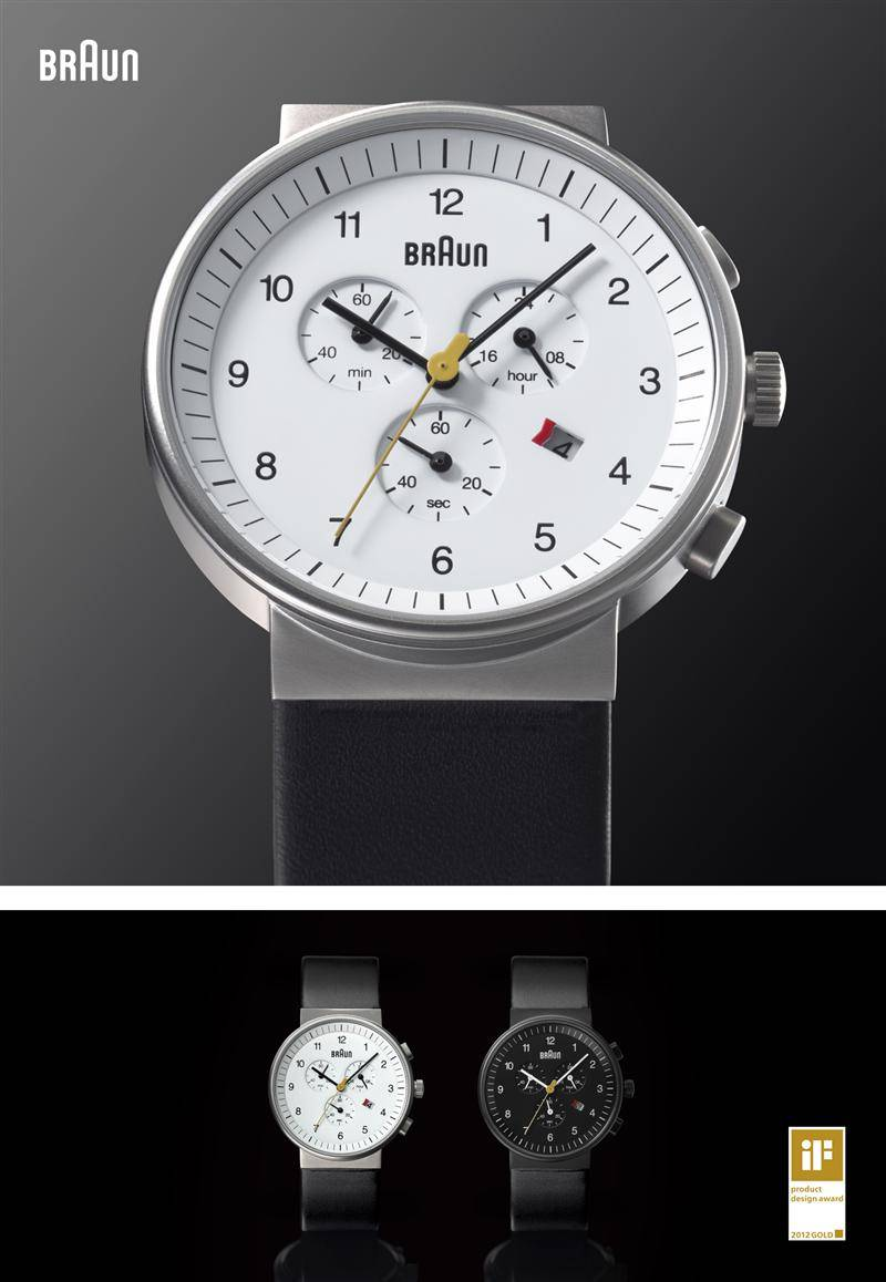 Braun BN035 Wrist Watch