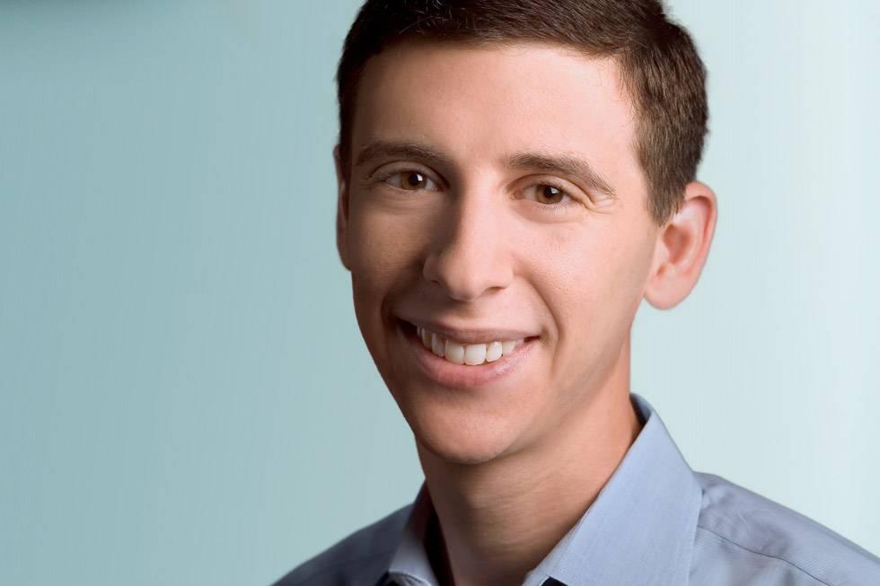 负责 Google 沟通类产品的副总裁 Nicholas Fox