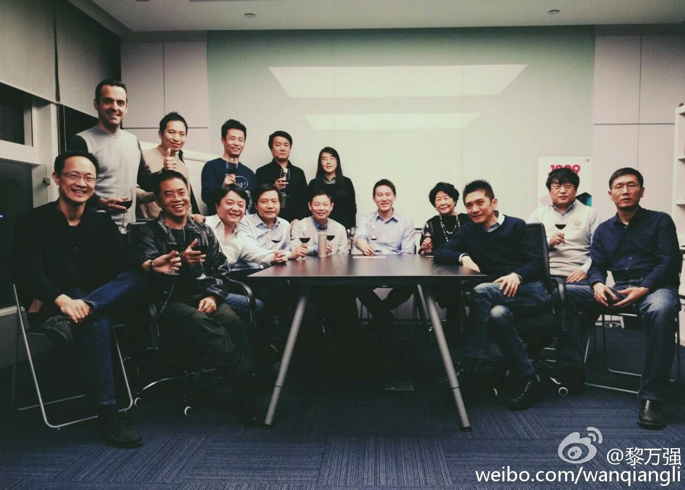 Li Wanqiang returning to xiaomi