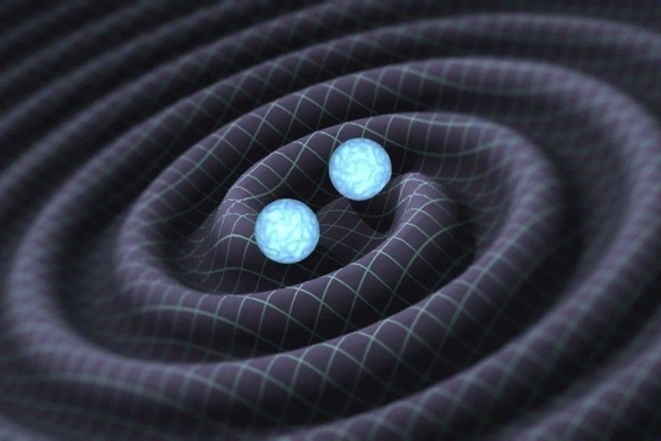 Quartz 发送给我的引力波科普照片