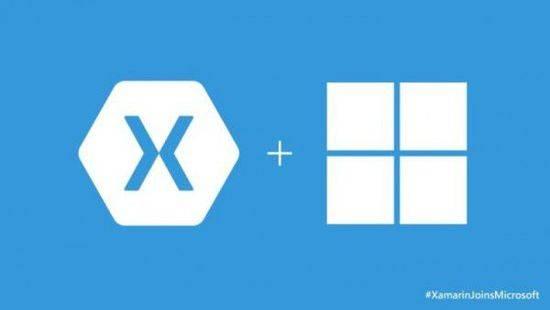 Xamarin 正式加入了微软家庭