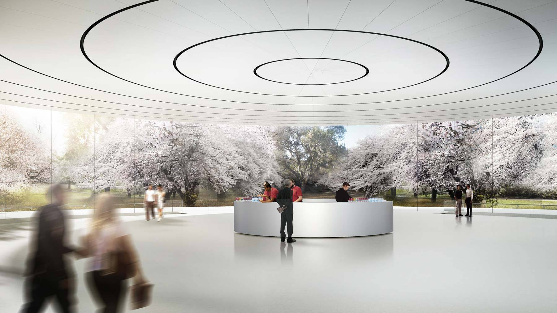 Apple Campus 2 PingWest Hao Ying-10