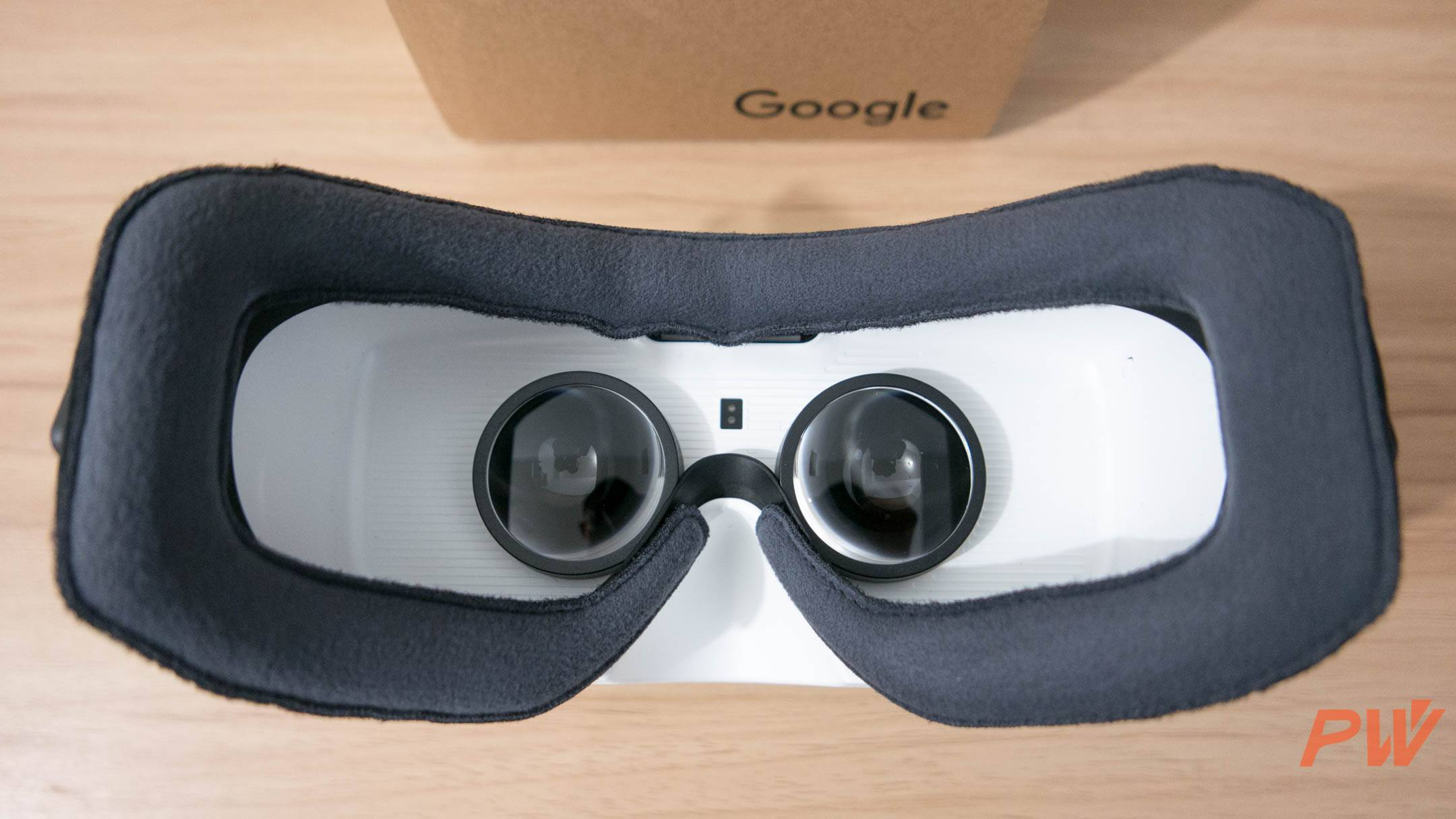 Google Cardboard Samsung Gear VR PingWest Photo By Hao Ying-3