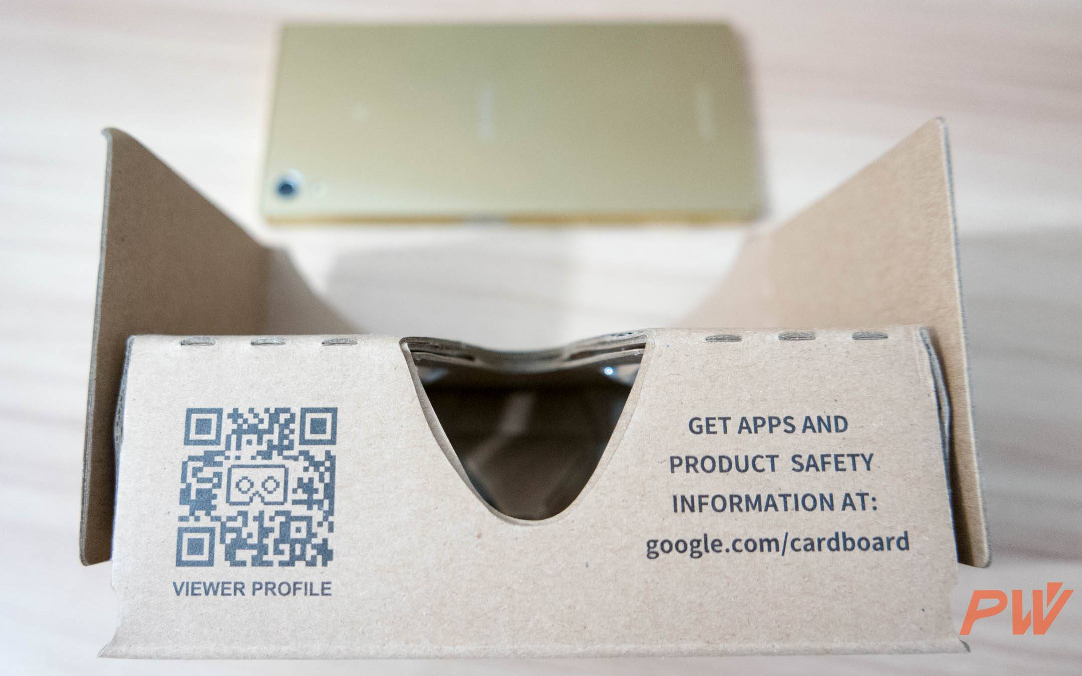 Google Cardboard Samsung Gear VR PingWest Photo By Hao Ying-7