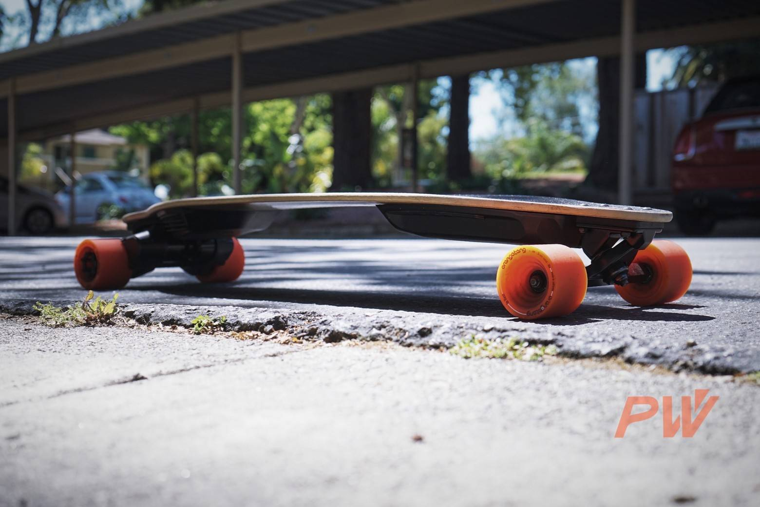 Boosted-board-flat