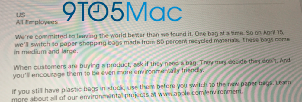apple-plastic-bag-internal-memo