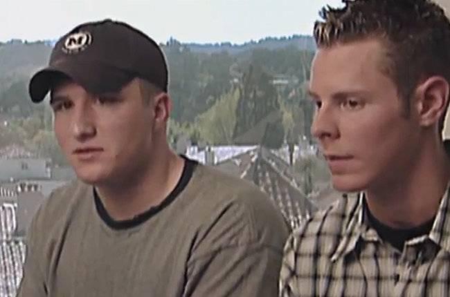 Napster 时代的肖恩·范宁和肖恩·帕克