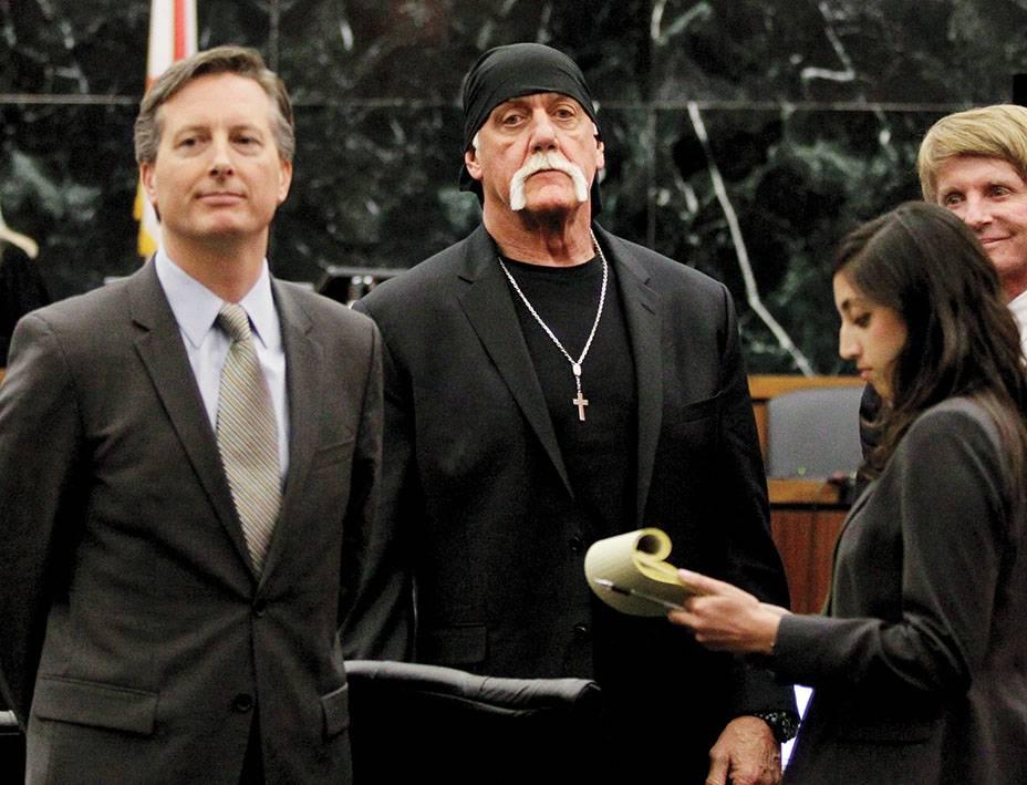 Charles Harder 和 Hulk Hogan