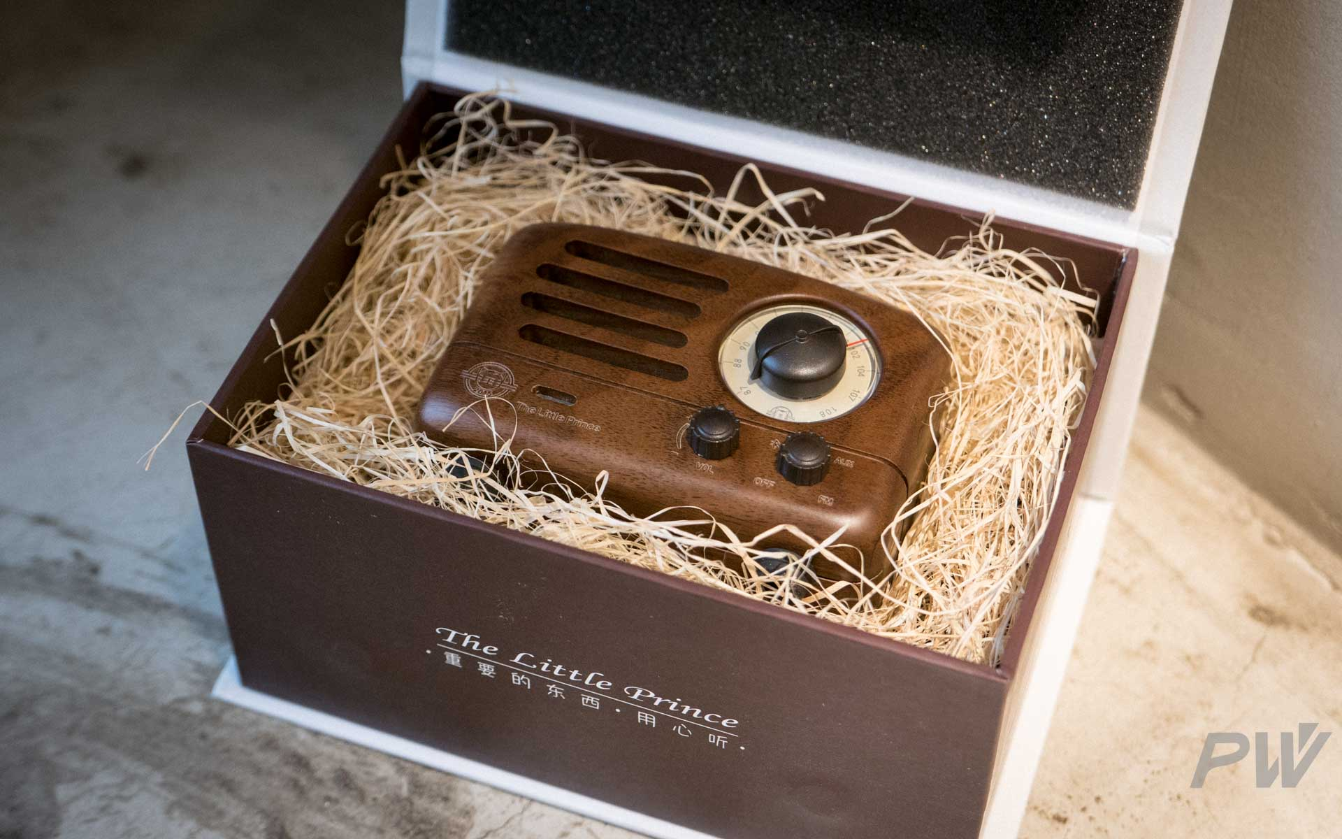 Mao King the little prince radio bluetooth speaker PingWest Photo by Hao Ying-5