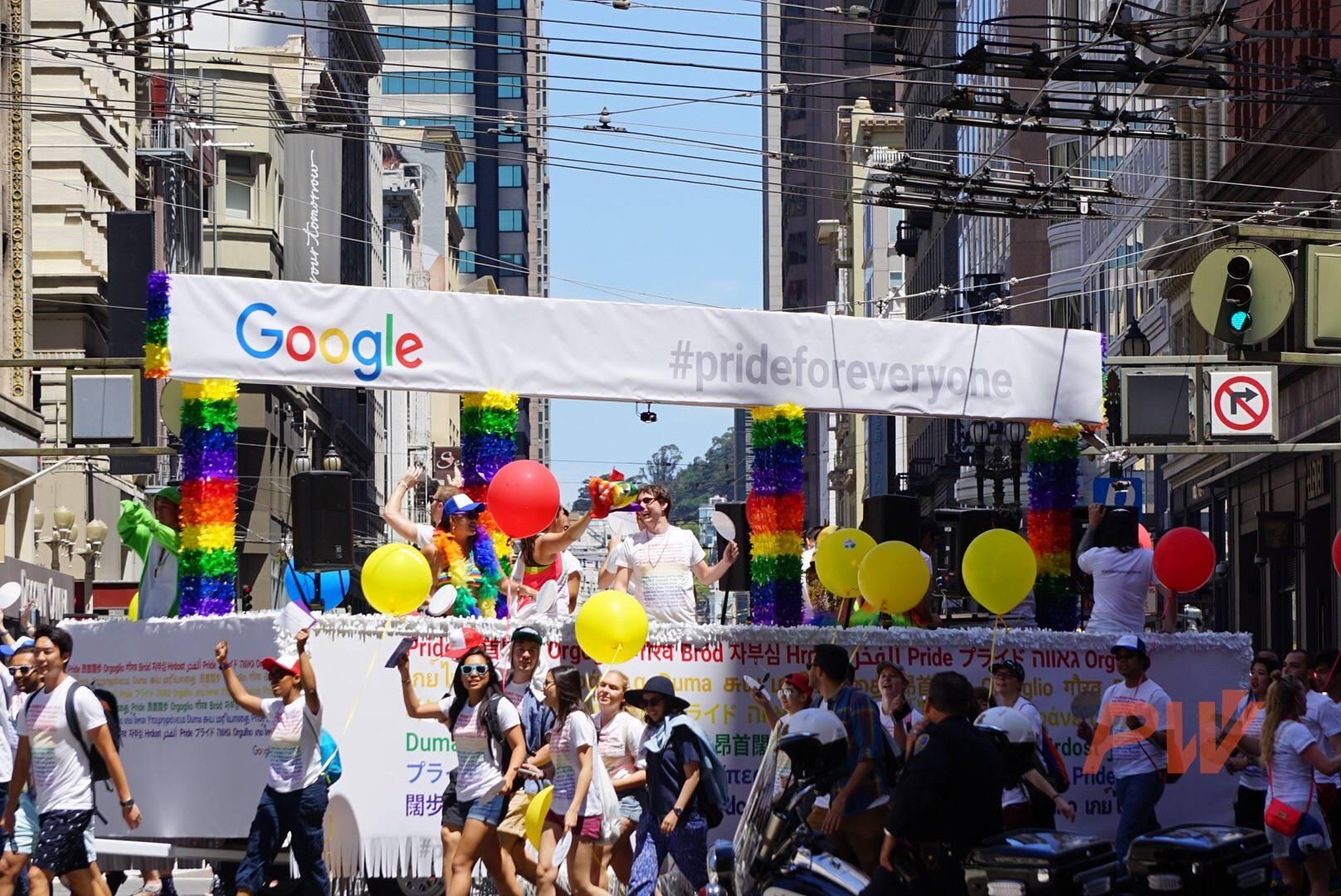 google-pride