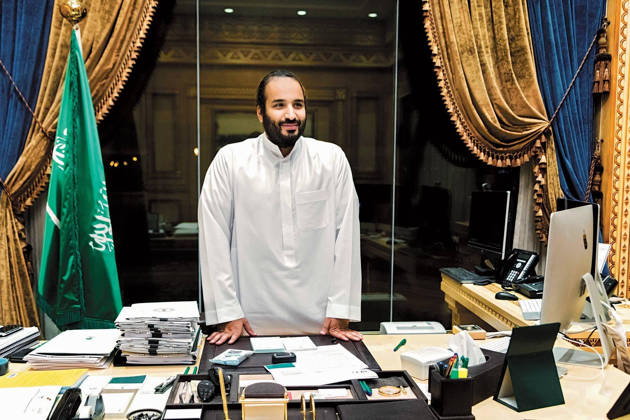 穆罕默德王子 / Bloomberg