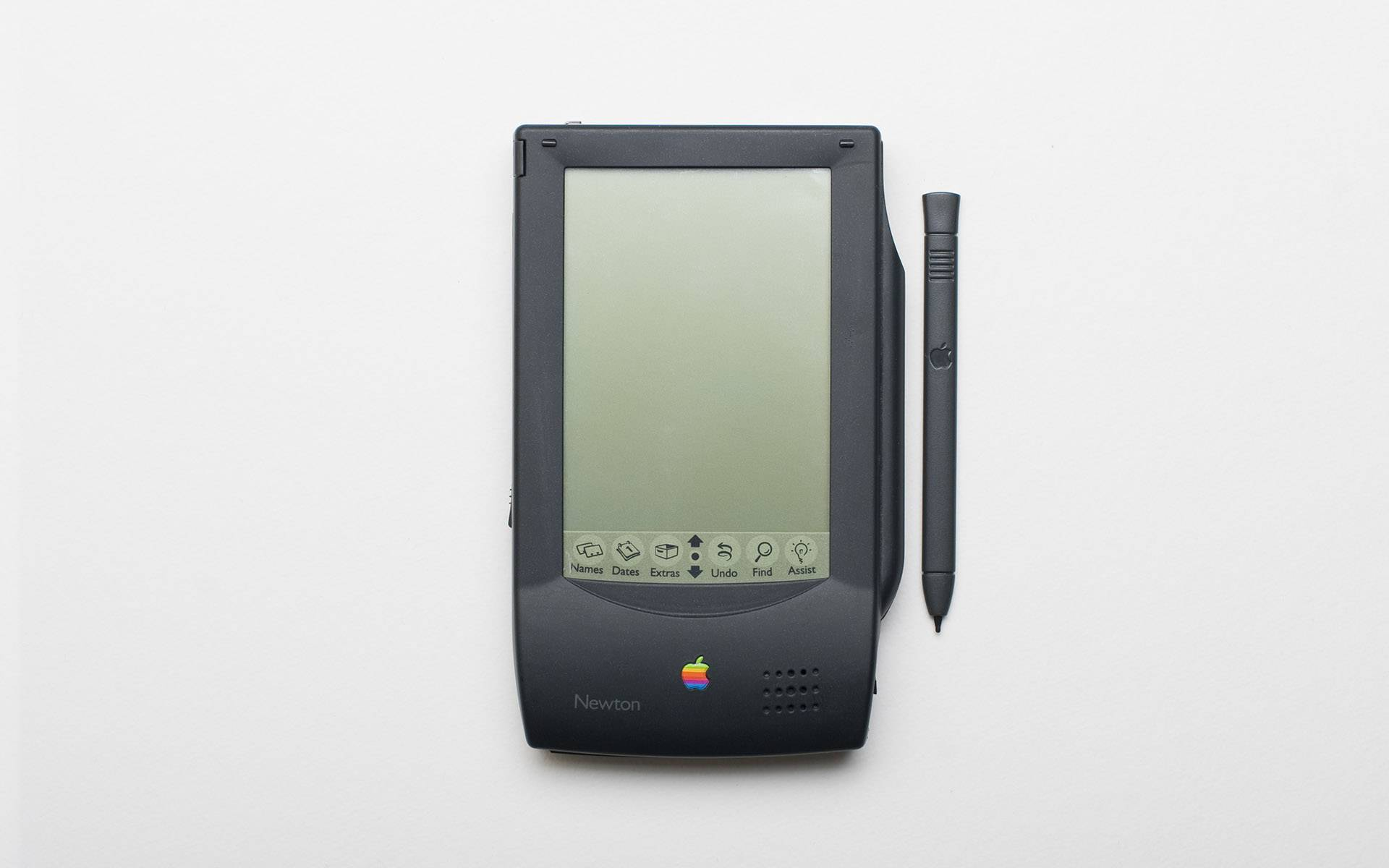 Apple Newton with ARM inside